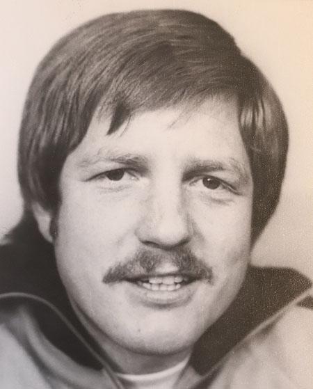 Peter Bucher - ehemaliger Handballspieler und Deutscher Meister mit Frisch Auf Göppingen
