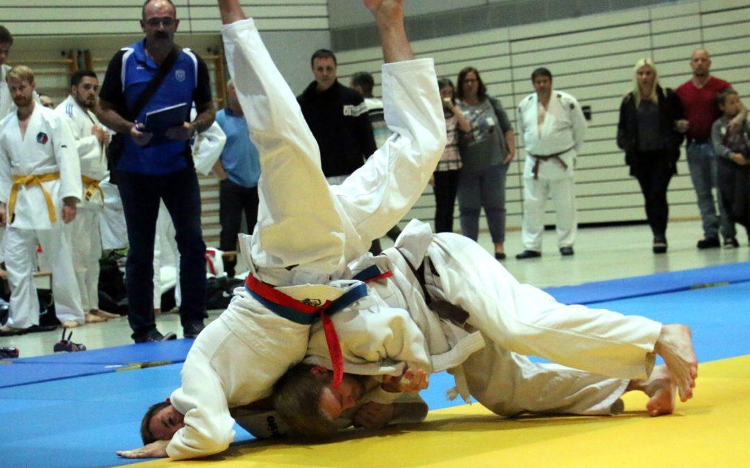 Doppelsieg der Frisch Auf Judo-Mannschaft
