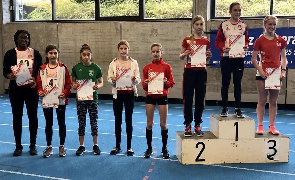 Leichtathletik-Regiomeisterschaften in Schwäbisch Gmünd