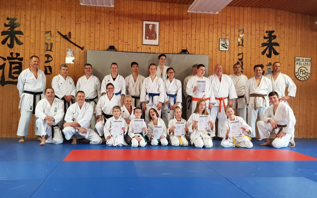 Karate Kabuday mit Andreas Heinrich