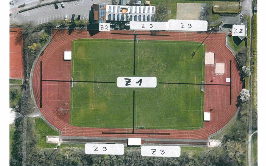 Hygienekonzept für Heimspiele TPSG Frisch Auf Göppingen – Fußball nach §4 + §5 CoronaVO
